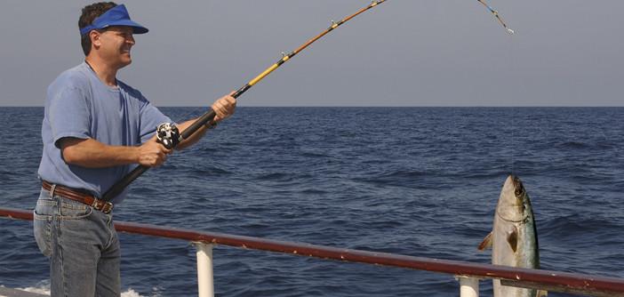 5 curiosidades sobre a pesca esportiva que você talvez não conheça